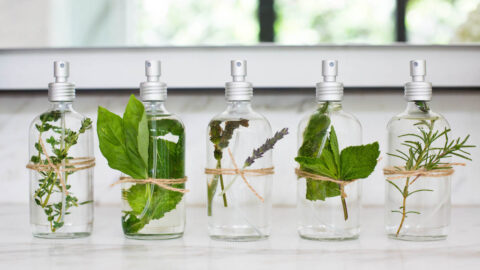 How to Diffuse Essential Oils Without a Diffuser (video)