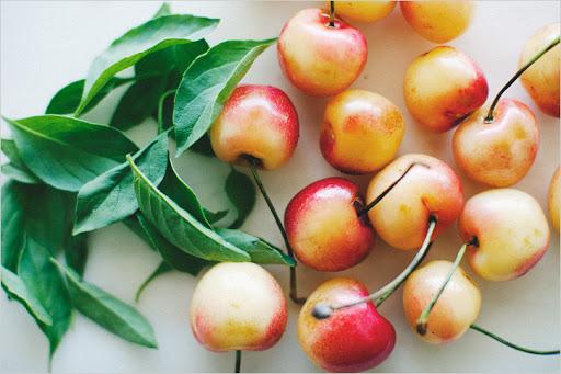 rainier cherry health benefits