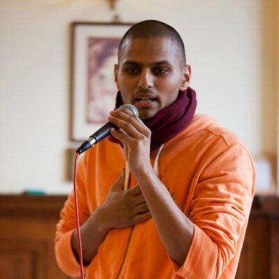 Meet The Former Monk Who's Helping People Heal Mentally