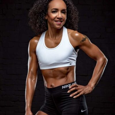 Meet The Bikini Competitor Helping Women Over 40 Stay Fit