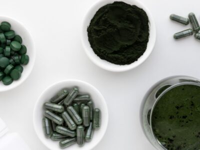 I'm Taking Spirulina But Is It at The Right Time of Day?