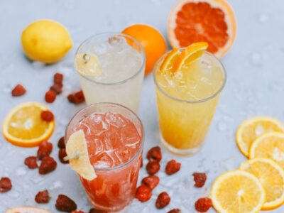 De-Stress and Unwind in Seconds With This Delicious, Non-Alcoholic Herbal Cocktail